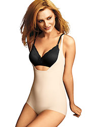 Maidenform All Over Solutions No Show Wear Your Own Bra Bodybriefer