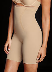 Maidenform Bottom Solutions Hi-Waist Thigh Slimmer Zoom 2