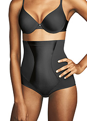Maidenform Power Slimmer Hi-Waist Brief Zoom 2
