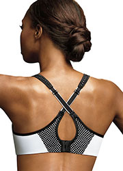 Maidenform Sport Custom Lift Low Impact Bra Zoom 2