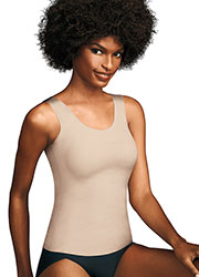 Maidenform Top Solutions Comfortable 2-Way Tank Zoom 1