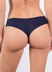 Maison Lejaby Check And Roses Tanga Brief Zoom 2