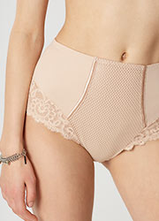 Maison Lejaby Gaby Lace Shaper Brief Zoom 4