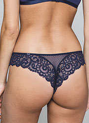 Maison Lejaby Gaby Lace Tanga Brief Zoom 2
