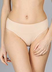 Maison Lejaby Invisibles High Waist Bikini Brief Zoom 2