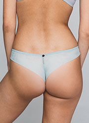 Maison Lejaby Romance Thong Brief Zoom 2