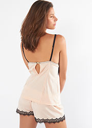 Mimi Holliday Bisou Bisou Zoo Shoulder Cami And Shortie Zoom 2