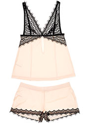 Mimi Holliday Bisou Bisou Zoo Shoulder Cami And Shortie Zoom 3