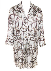 Mimi Holliday Cap Ferrat Silk Nightshirt Zoom 3