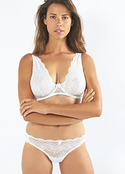 Mimi Holliday Picture Perfect Non Padded Shoulder Bra Zoom 3