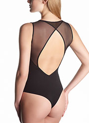 Oroblu Micromodal Perfect Line Sleeveless String Body Zoom 1