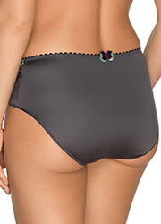 PrimaDonna Madam Butterfly Luxury Gris Full Brief Zoom 3