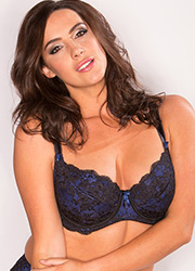 Pour Moi Amour Underwired Non Padded Bra Zoom 1