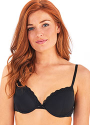 Pretty Polly Ella Padded Plunge Bra 2 Pack Zoom 1
