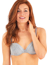 Pretty Polly Katrina Soft Touch T-Shirt Bra Zoom 1