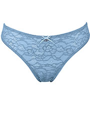 Pretty Polly Lola Two Tone Brazilian Brief Zoom 2