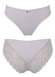 Pretty Polly Natasha Brazilian Brief Zoom 4