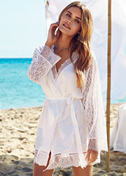 Promise Bridal Short Robe