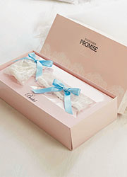 Promise Brides Gift Garter Band And Brief Set Zoom 3