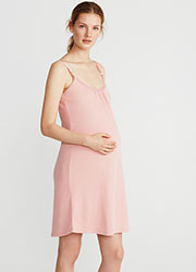 Promise Fedra Maternity Nightgown With Straps