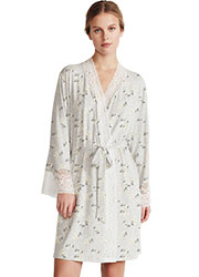 Promise Hebe Floral Robe Zoom 1