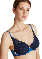 Promise Luxury Osaka Soft Cup Underwired Bra