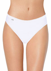 Playtex Cotton High Leg Briefs 3PP