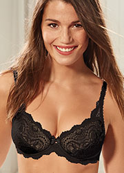 Playtex Flower Elegance Underwire Bra Zoom 3