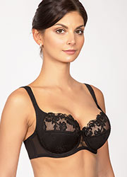 Rosme Black Label Comfort Lace Underwired Bra Zoom 2