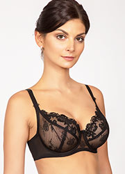 Rosme Black Label Underwired Non Padded Bra Zoom 2