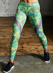Shock Absorber Activewear Leggings Zoom 2