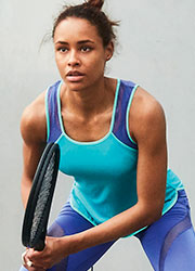 Shock Absorber Activewear Tank Top Zoom 1