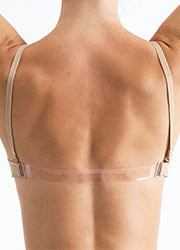 Silky Dance Seamless Clear Back Bra Top Zoom 2