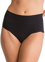 Spanx Undie Tectable Lacy Cheeky Briefs Zoom 2