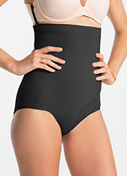 Spanx Oncore High Waisted Brief Zoom 1