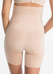 Spanx Oncore High Waisted Mid Thigh Short Zoom 3