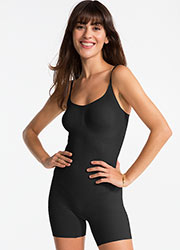 Spanx Oncore Mid Thigh Bodysuit Zoom 3