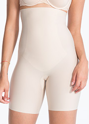 Spanx Thinstincts High Waisted Mid Thigh Short  Zoom 1