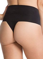 Spanx Undie Tectable Lace Thong Zoom 3