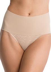 Spanx Undie Tectable Lace Thong Zoom 4