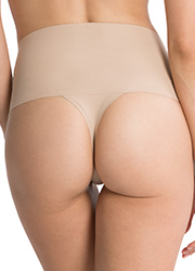 Spanx Undie Tectable Thong Briefs Zoom 3