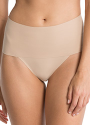 Spanx Undie Tectable Thong Briefs Zoom 1
