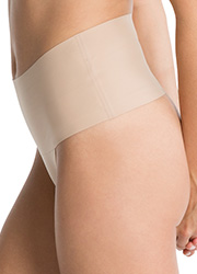 Spanx Undie Tectable Thong Briefs Zoom 2