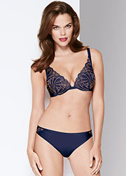 Wonderbra Refined Glamour Marine Brazilian Brief Zoom 3