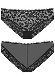 Wonderbra Sexy Shorty Brief Zoom 1