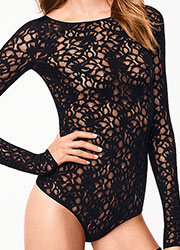 Wolford Arabesque String Body Zoom 3