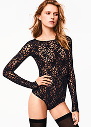 Wolford Arabesque String Body Zoom 1