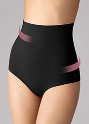 Wolford Cotton Contour Control Panty Zoom 2