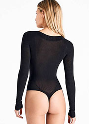 Wolford Electric Affairs String Body Zoom 2