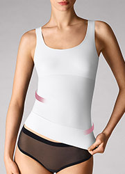 Wolford Opaque Naturel Forming Top Zoom 3